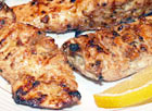 Grilled Lemon Garlic Chicken