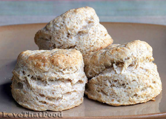 Whole Wheat Biscuits Recipe with Picture - LoveThatFood.com