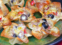 Appetizer and Snack Recipes