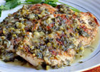 Chicken with Lemon Herb Sauce
