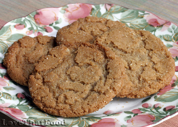 Brown Sugar Cookies Recipe with Picture - LoveThatFood.com