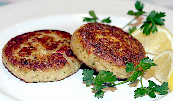 how to cook crab patties