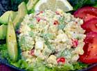 Rice & Egg Salad