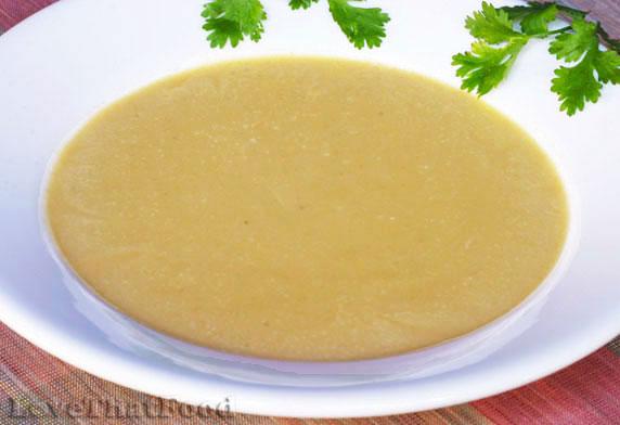 how to make creamy vegetable soup irish