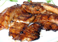 Soy Grilled Fish