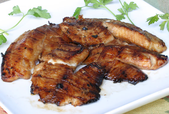 Soy grilled fish recipe with picture for Grilling fish recipes
