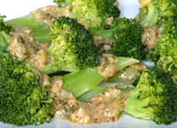 Broccoli Vinaigrette