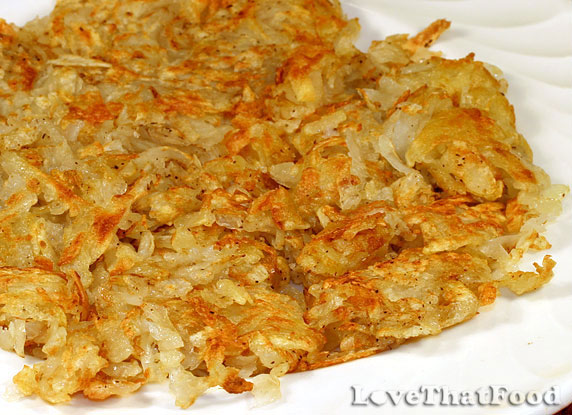 Hash Browns Recipe with Picture - LoveThatFood.com