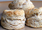 Whole Wheat Biscuits